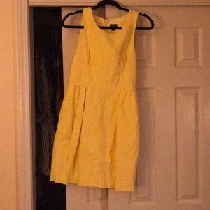 Adorable Yellow Sundress